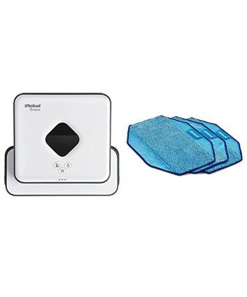Set IRobot Roomba 980 + IRobot Braava 390T