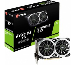 MSI GeForce GTX 1650 VENTUS XS D6 4G