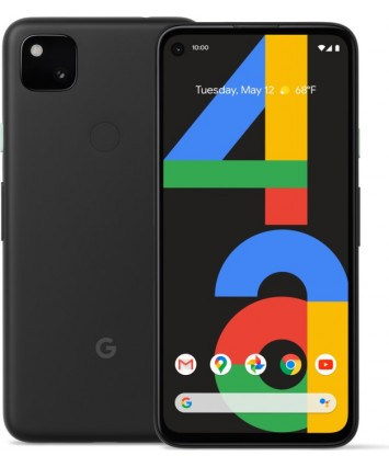Google Pixel 4a Just Black EU distribuce