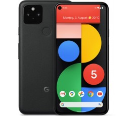 Google Pixel 5 8GB/128GB Just Black EU distribuce