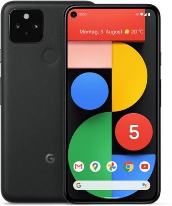 Google Pixel 5 8GB/128GB Just Black EU distribuce