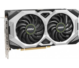 MSI GeForce RTX 2060 Ventus GP OC, 6 GB GDDR6, HDMI, 3x DP (V375-231R)