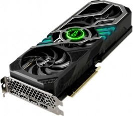 Palit GeForce RTX 3070 Ti GamingPro, 8 GB GDDR6X, HDMI, 3x DP (NED307T019P2-1046A)