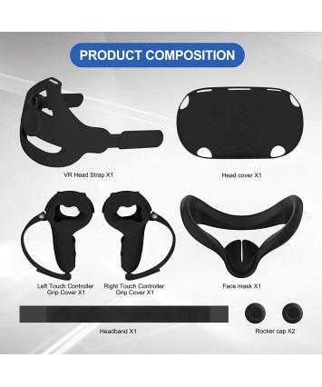 Sada příslušenství 6v1 VR pro Oculus Quest 2
