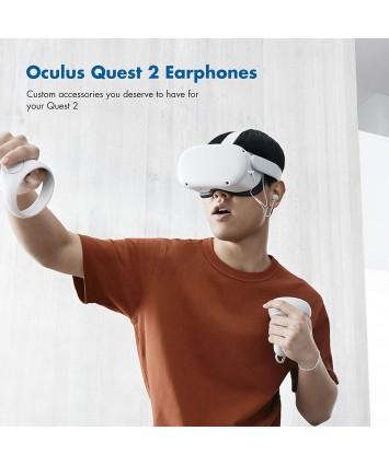 Sluchátka na míru ušité pro Oculus Quest 2
